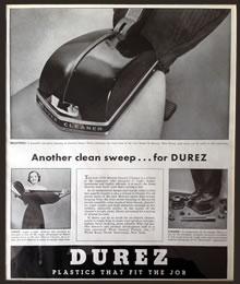 Durez® adds - 1939