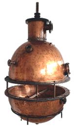 Vintage Phenolic Reactor