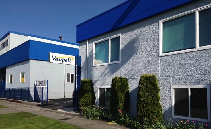 Vaupell Corporate - Seattle (USA)